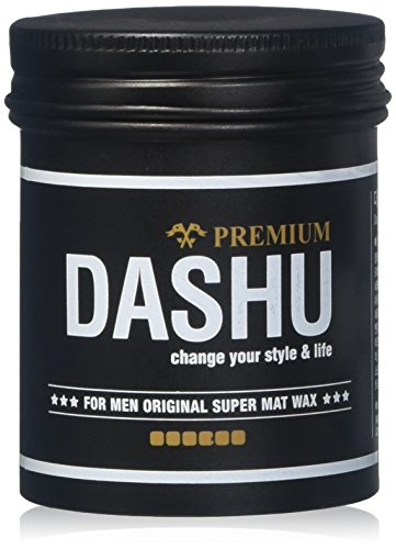 [Dashu] for Men Original Premium Super Mat Hair Wax 100ml