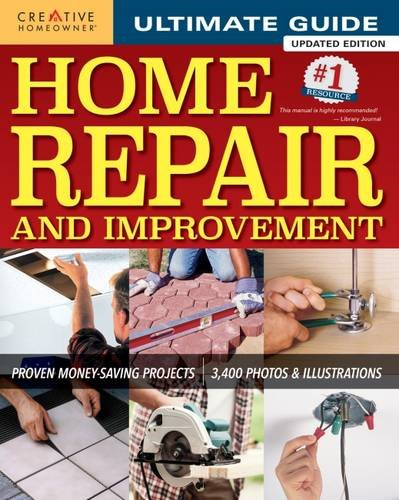 Home Repair Books, Maintenance