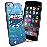 img - for NCAA University sport Florida Atlantic Owls , Cool iPhone 6/6s Smartphone Case Cover Collector iPhone TPU Rubber Case Black [By Lucky9Cover]#130 book / textbook / text book