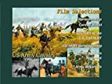 Army Cavalry War Horse-manship Gaits History Buffalo Soldiers Old Films DVD by Horses