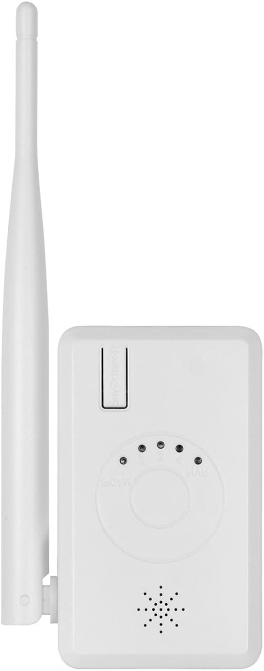 WiFi Singal Extender(NO Power Supply Matched) for SAFEVANT Wireless Security Camera System,Signal Booster Between Cameras and NVR Box