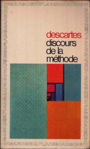 Discours de la Méthode.