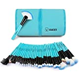 Makeup brushes set By Vander (32 Blue)