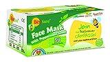 BeeSure Ear-Loop Face Masks w/Peppermint Scent