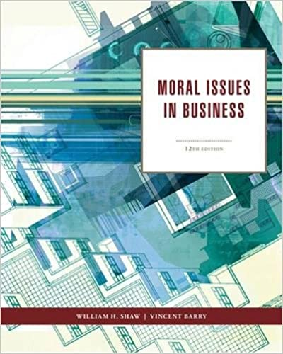 Amazon moral issues in business 9781111837426 william h amazon moral issues in business 9781111837426 william h shaw vincent barry books fandeluxe Gallery
