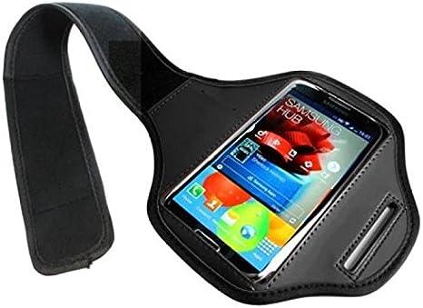 Elitaccess Brazalete Deportivo para Smartphone/Tablet Negro ...