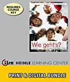 img - for Bundle: Wie geht's?, 9th + iLrnTM Heinle Learning Center, 3 terms (18 months) Printed Access Card book / textbook / text book
