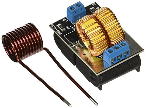 Yosoo 5V-12V ZVS Low Voltage Induction Heating Power Supply Module With