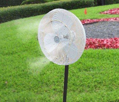 (mistcooling Outdoor Low Pressure Fan Mist Kit (9'' Dia - 2)