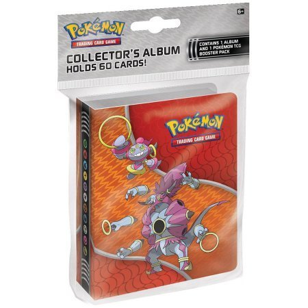 Pokemon X & Y Breakthrough Mini Binder + Booster Pack - Hoopa Unbound Regigigas (Pokemon Mini Card Binder)