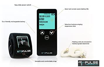 Amazon com: eroPulse Portable PEMF Pulsed Electromagentic