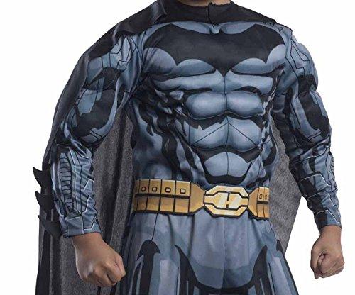 Rubies - Disfraz de Batman para niños de 8-10 años (VZ-2802): Amazon.es: Juguetes y juegos