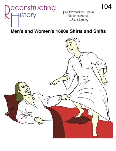1600's Men's and Women's Shirts and Shifts ()