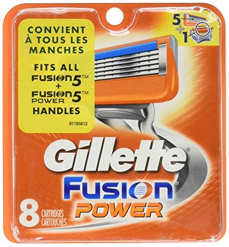 Gillette Fusion Power Refill Cartridges - 1