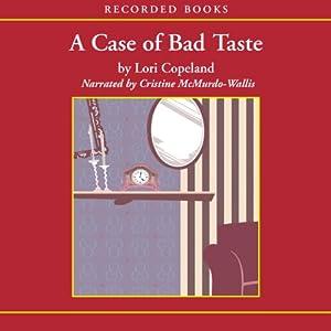A Case of Bad Taste Audiobook