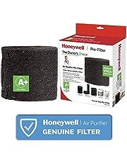 Honeywell HRFAPP1 Plus Household Odor & Gas Reducing Universal Pre-Filter, Black