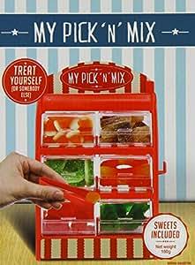 My Pick n Mix - Puesto de Caramelos - Expositor para Dulces Surtidos 180g