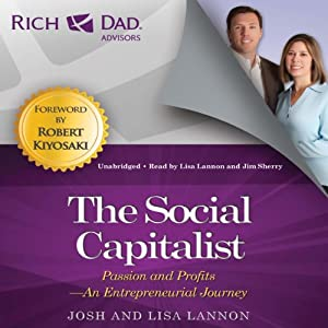 Rich Dad Advisors: The Social Capitalist Audiobook