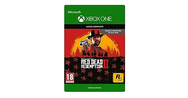 Red Dead Redemption 2 | Xbox One - Código de descarga: Amazon.es ...
