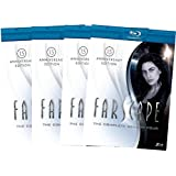 Farscape: Complete Series Collection Set - Season 1,2,3 & 4 15th Anniversary Blu-ray Edition