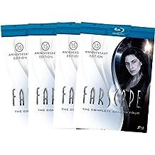 Farscape: Complete Series Collection Set - Season 1,2,3 & 4 15th Anniversary Blu-ray Edition