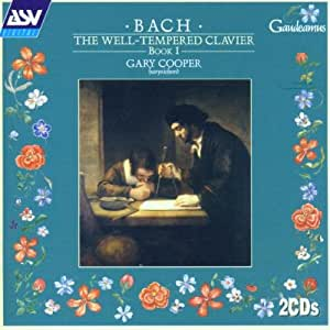 Bk1 Well-Tempered Clavier
