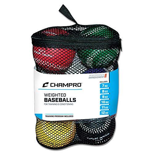 Weighted Training Baseball Set - 2
