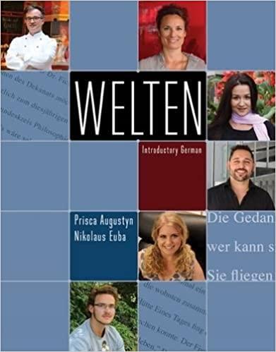 Welten Introductory German with iLrntrade Heinle Learning Center 4 terms 24 months Printed Access Card World Languages