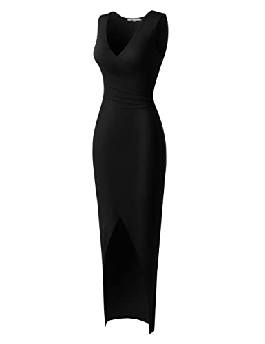 Womens Fitted Wrap One-piece A...