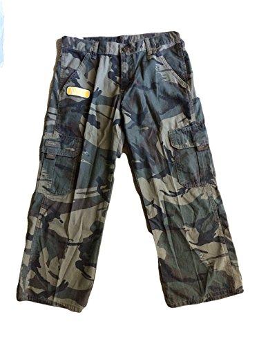 Wrangler Camo Pants - 8
