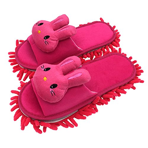 Wearing Bunny Slippers - 5