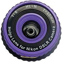 Holga Lens Purple for Nikon D3400 D500 D5 D7200 D810A D5500 D750 D810 D4S D3300