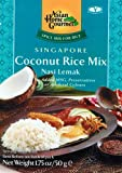 Asian Home Gourmet Singapore Coconut Rice Mix, 1.75-Ounce Boxes (Pack of 12)