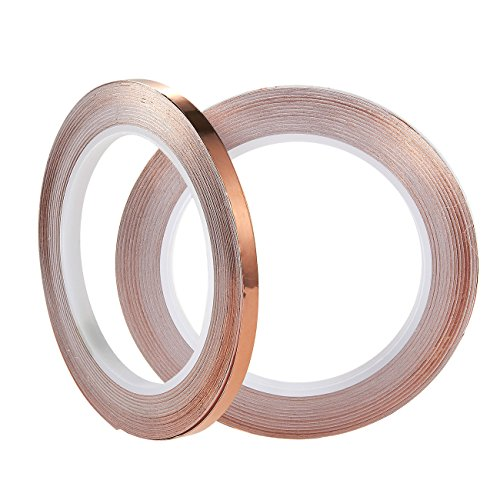 2-packcopper-foil-tape-all-purpose-bronze-adhesive-copper-tape-for-garden-pest-repelling-marking-rep