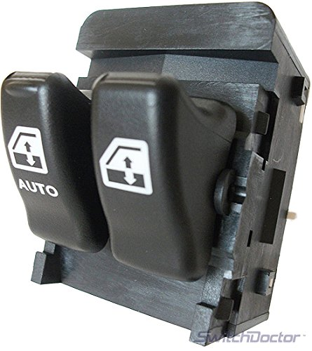 SWITCHDOCTOR Window Master Switch for 1997-2005 Chevrolet Venture