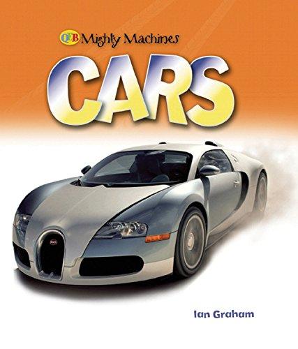 Cars (Mighty Machines QEB)