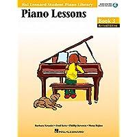Piano Lessons 3 Piano+CD (Hal Leonard Student Piano