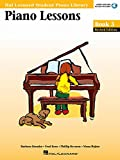 Piano Lessons, Book 3 (Hal Leonard Student Piano Library (Songbooks))