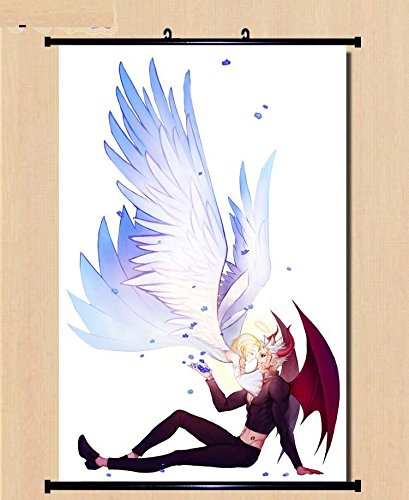 Home Decor Anime The Seven Deadly Sin Wall Scroll Poster Fab