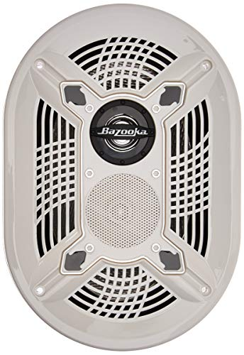 Bazooka MAC6910W White