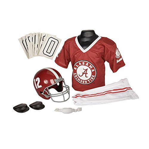 Franklin Sports NCAA Youth Uniform Set