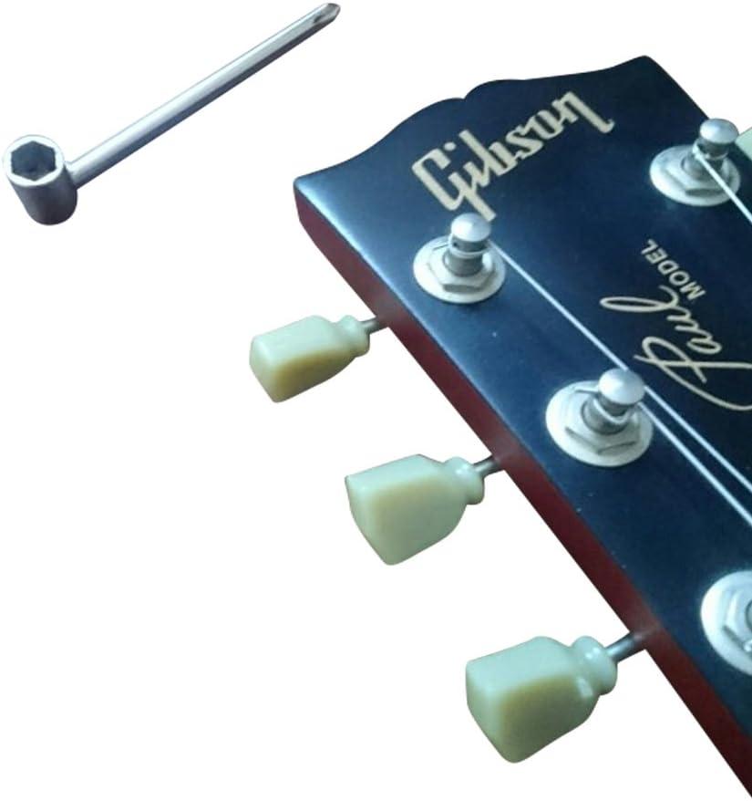Creanoso 5/16 Tensor llave Allen para Gibson la guitarra eléctrica ...