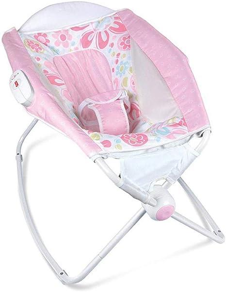 WY-Tong silla bebe Silla mecedora de bebé, Cuna silla niño coax ...