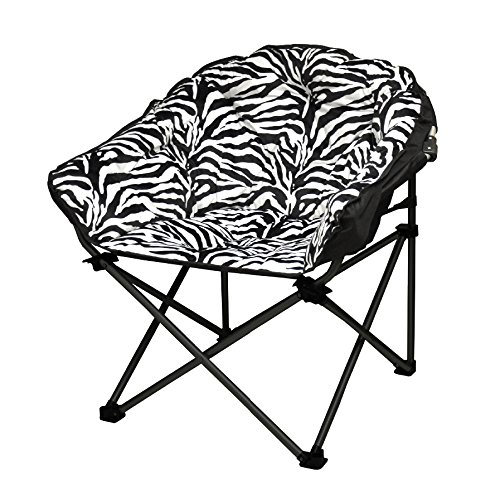 Urban Shop Zebra Club Chair - Chair Zebra Print