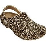 Crocs Classic Leopard Print Clog