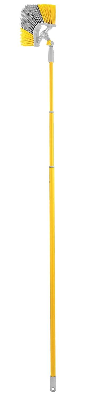Apex 50177AM Balai dé poussié rant polyvalent avec bras té lescopique 220 cm