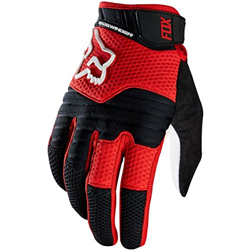 red and white cycling gloves - 7