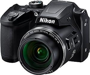 Nikon COOLPIX B500 Digital Camera w/Memory Card & Accessory Bundles by Nikon
