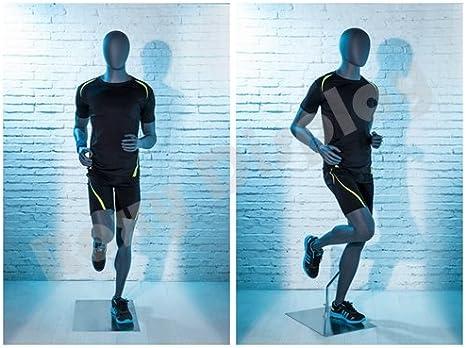 Male Mannequin Muscular Body Dress Form Display #MC-JSM01