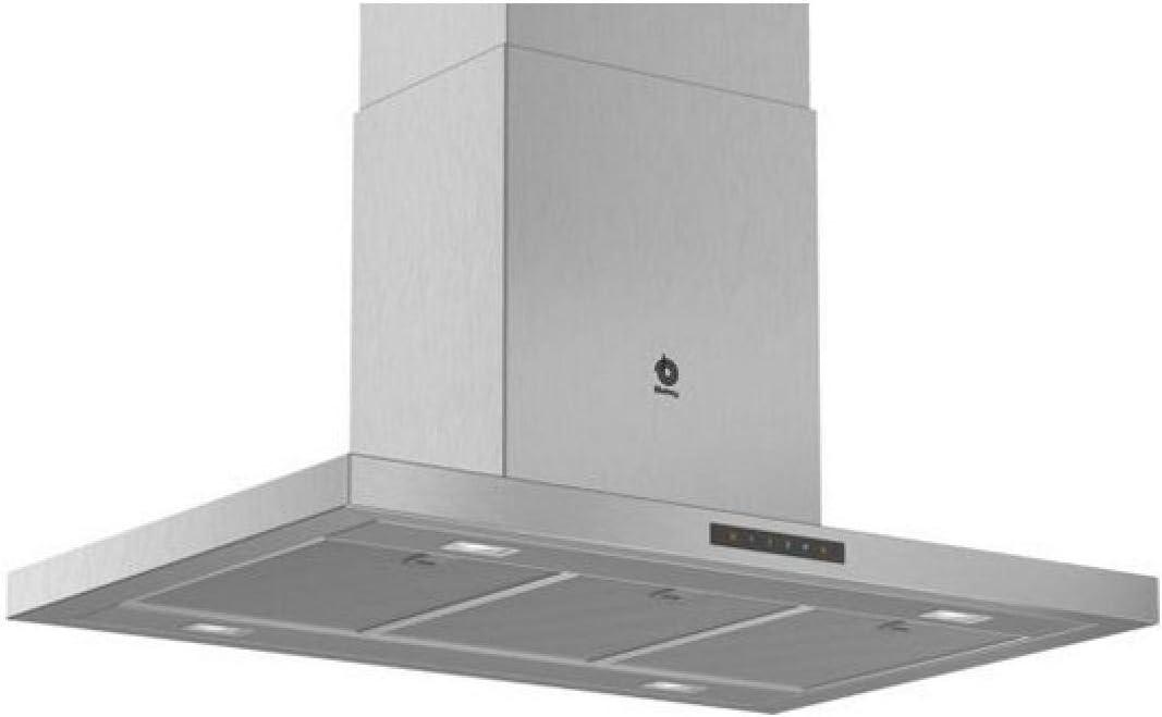 Balay 3BI997GX Campana, 1.5 W, Metal, 4 Velocidades, Acero Inoxidable: 458.35: Amazon.es: Grandes electrodomésticos